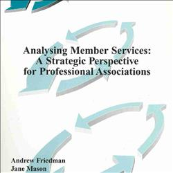 Analysing Member Services: A Strategic Perspective