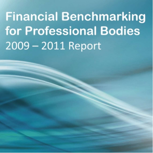 Report: Financial Benchmarking for Professional Bodies: 2009 - 2011